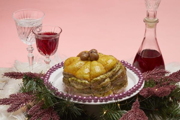 Χριστουγεννιάτικο γεύμα
