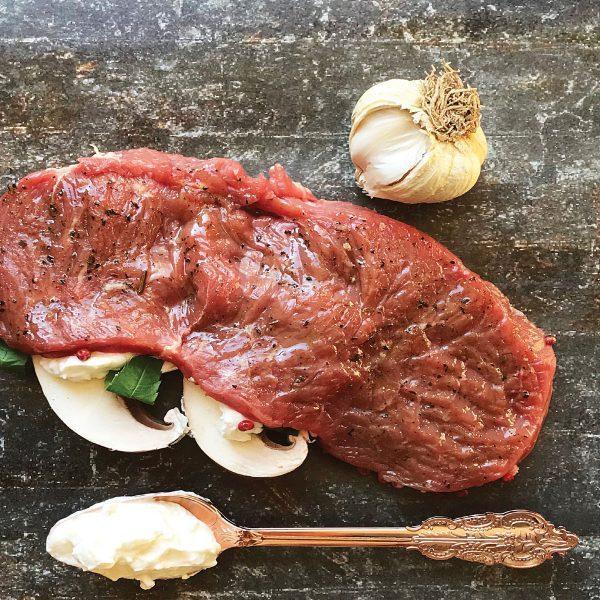 φρέσκο μοσχαρίσιο κρέας