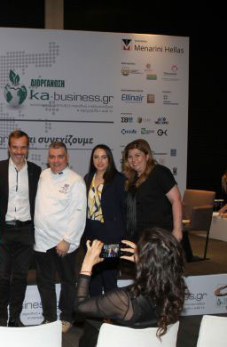 Το πιο γλυκό brand name της Θεσσαλονίκης και το πιο καινοτόμο humburger