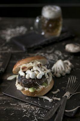 1o Burger Κάνναβης στην Ελλάδα