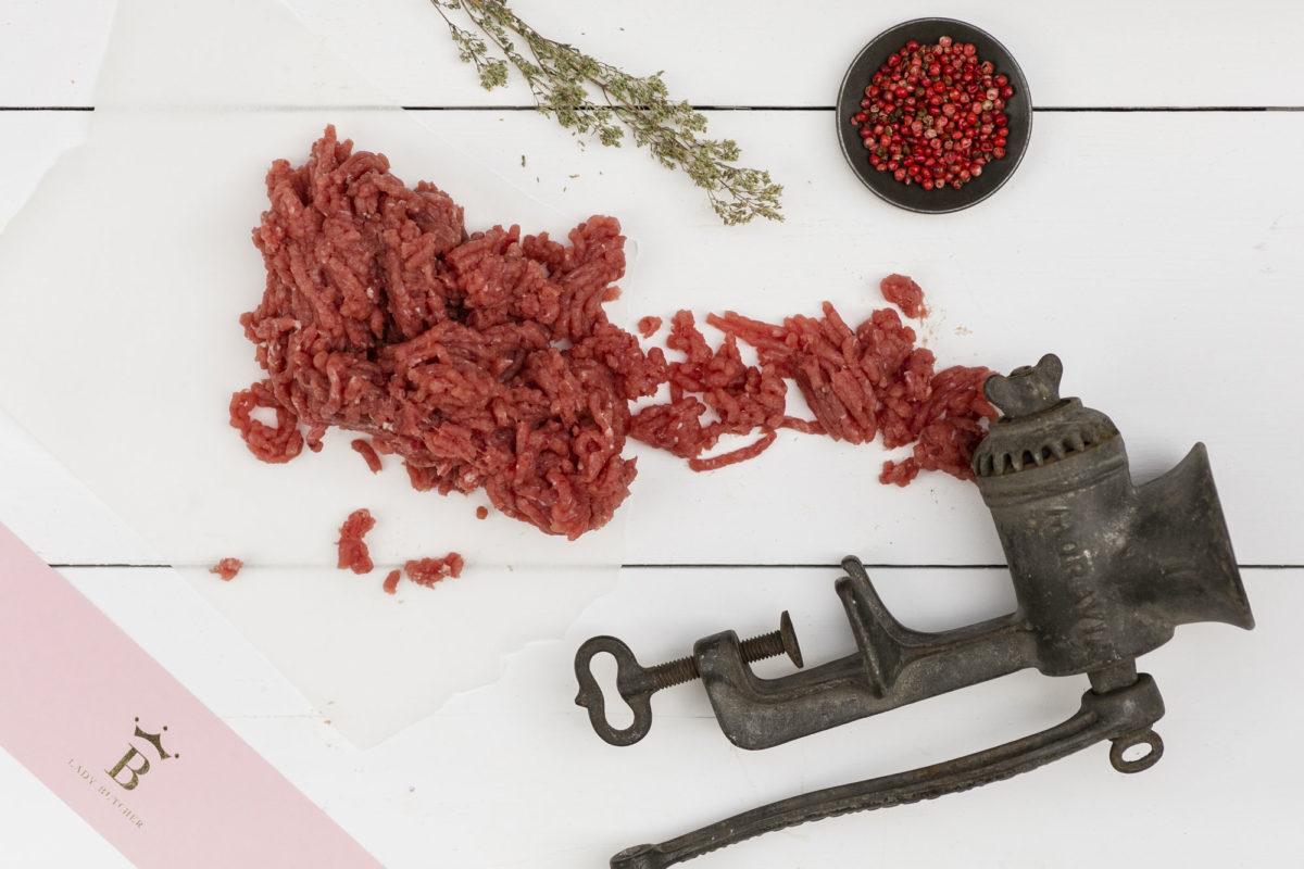 Συμβουλές για την επιλογή και τη συντήρηση του κιμά από τη Lady Butcher