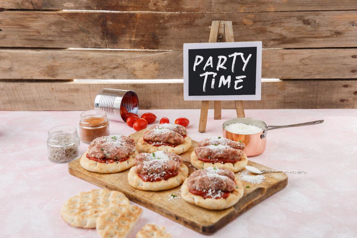 Ιδέες για πάρτι μπουφέ από τη Lady Butcher
