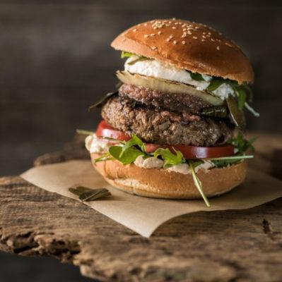 Συνταγή της lady butcher για το καλύτερο burger στον κόσμο