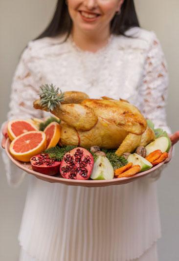 Συμβουλές για την τέλεια μαγειρεμένη γαλοπούλα από τη Lady Butcher