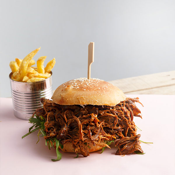 Pulled beef της Lady Butcher