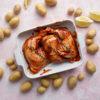 Μπουτάκια κοτόπουλο με πατάτες της Lady Butcher