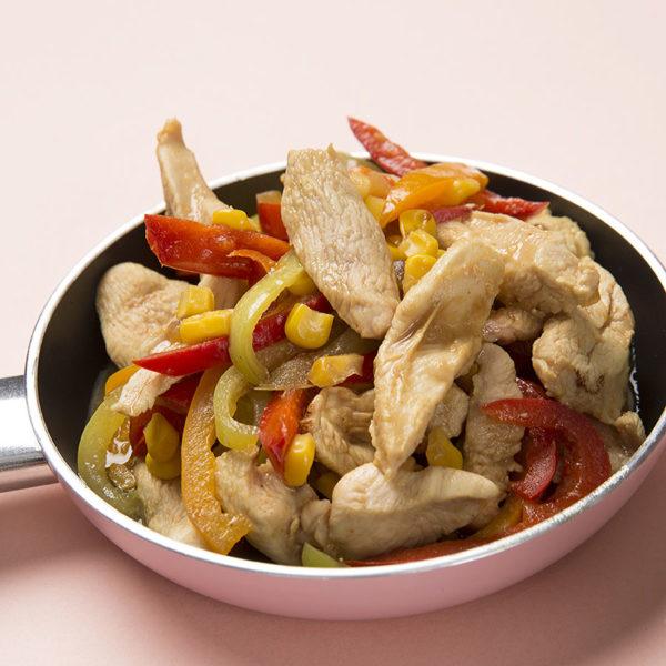 Κινέζικο κοτόπουλο της Lady Butcher