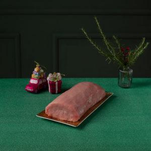 Χριστουγεννιάτικο χοιρινό καρέ ψητό φούρνου της Lady Butcher