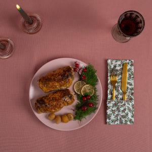 Ρολάκι κοτόπουλο με κάστανα της Lady Butcher
