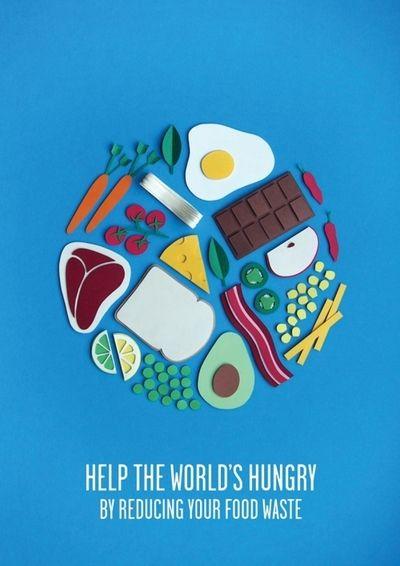food waste global warning