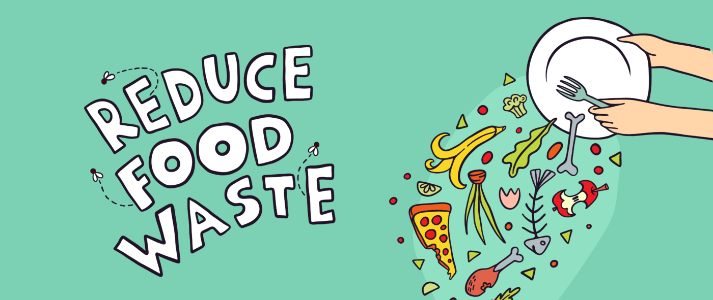 reduce against food waste